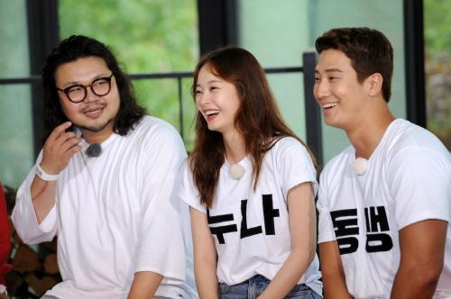 '런닝맨' 전소민, 훈남 남동생 공개...연예인 아니세요?