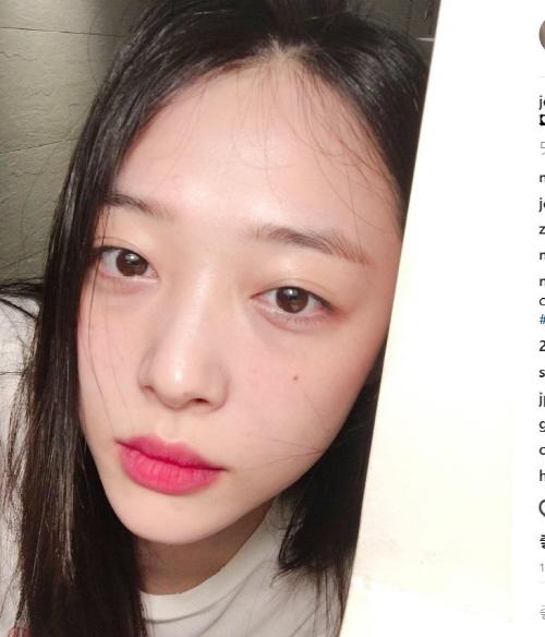 """리얼 설리, 셀카 후 """"예쁘게 나왔어"""" 만족"""