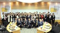KB금융 윤종규 회장, '도시락 토크'로 직원들과 소통