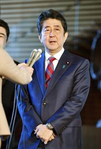"""아베 """"위안부합의는 국가와 국가간 약속…한국측 새방침 수용못해"""""""