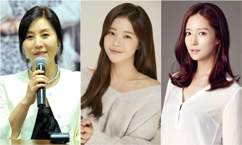 '인형의 집' 최명길·박하나·왕빛나, 캐스팅 확정…역대급 호흡 예고(공식)