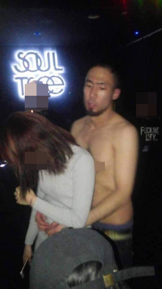 정상수 또 음주난동 구설수...과거 한 네티즌이 공개한 사진보니