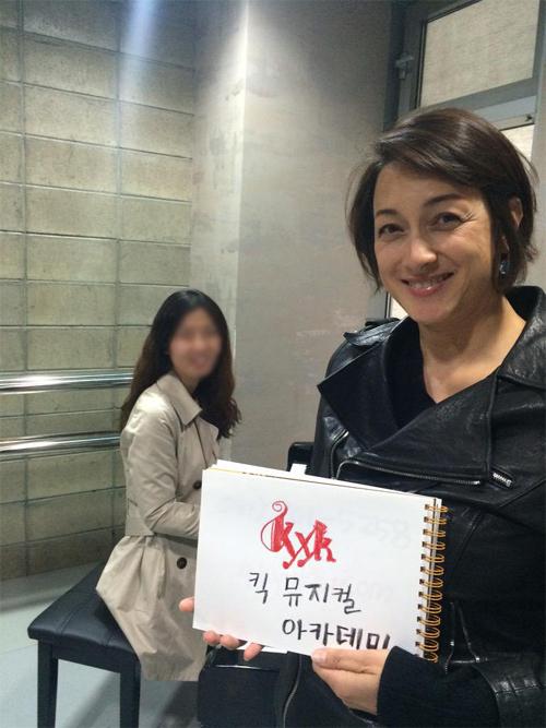 박칼린♥최재림...나이 차이가 무려 18세?