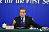 왕이 중국 외교부장 한반도 정세 답변: 평화를 반드시 쟁취해야 하고 기회를 잡아야 한다