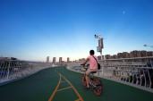 중국 전역으로 확대되는 '자전거 전용 고속도로'