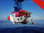 중국, 4500m 유인잠수정 '심해용사' 시험 운행
