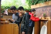 과학기술의 힘을 빌린 중국의 '화장실 혁명'