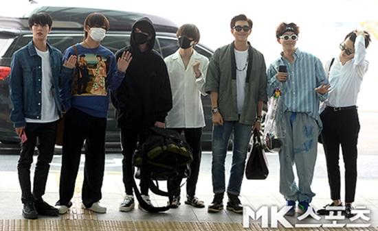 방탄소년단, 월드 클래스…'2018 빌보드 뮤직 어워드'에서 컴백 무대를