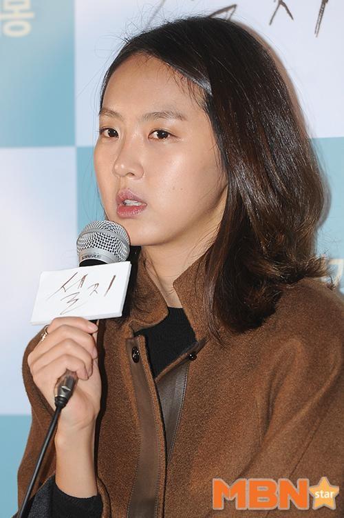 """이미소 """"엄마 김부선 정치 발언 그만 자제해야 돼"""""""