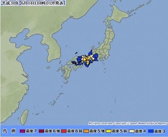 일본 오사카 지진, 방사능 괴담은 무엇?…믿을 수 있나