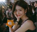 '승리와 열애설' 유혜원, '지디 콘서트서 포착'