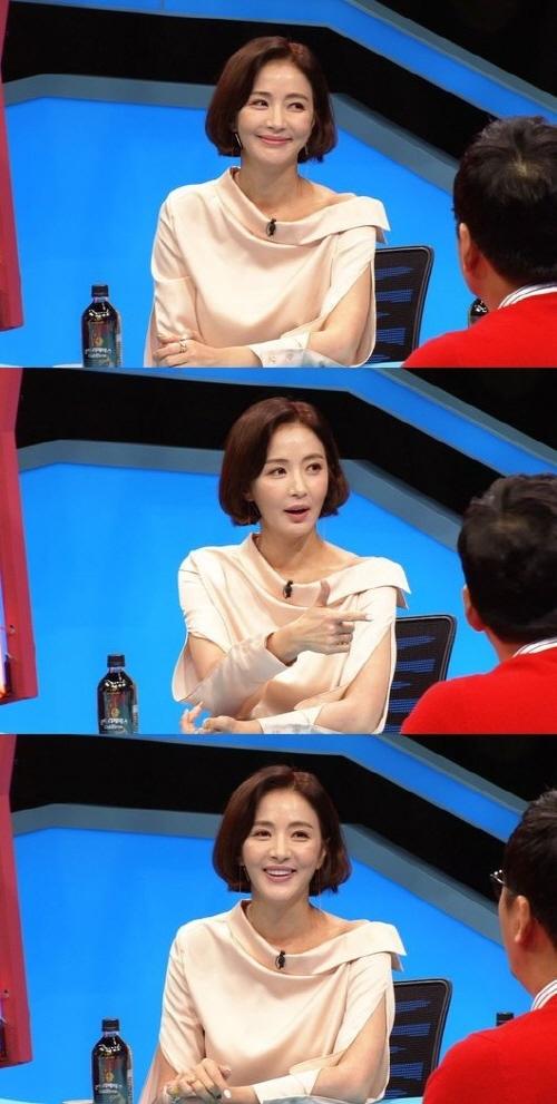 """윤해영 재혼남편 언급 """"첫 눈에 반했다..인물 보는 듯"""""""