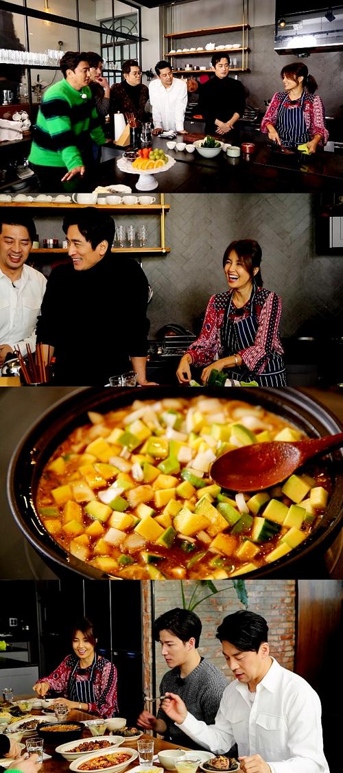 """'궁민남편' 신애라, 특별한 된장찌개 레시피 공개 """"된장을 볶는다?"""""""