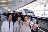 중국, 시속 200km 자율주행 자기부상열차 2020년 첫 선