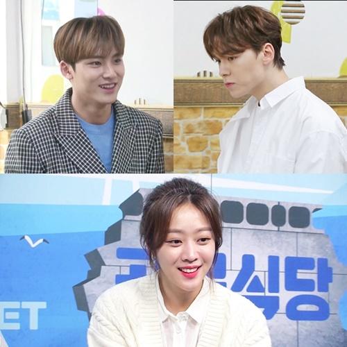 """'골목식당' 세븐틴 민규 """"충무김밥은 이렇게 먹는 것"""""""