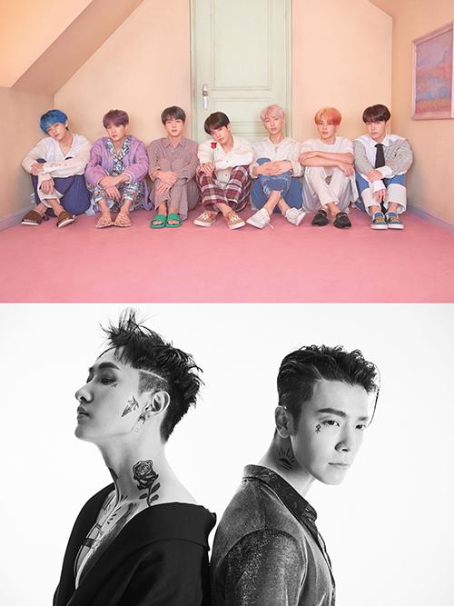 '인기가요' 방탄소년단-슈퍼주니어-D&E, 역대급 컴백 무대 예고