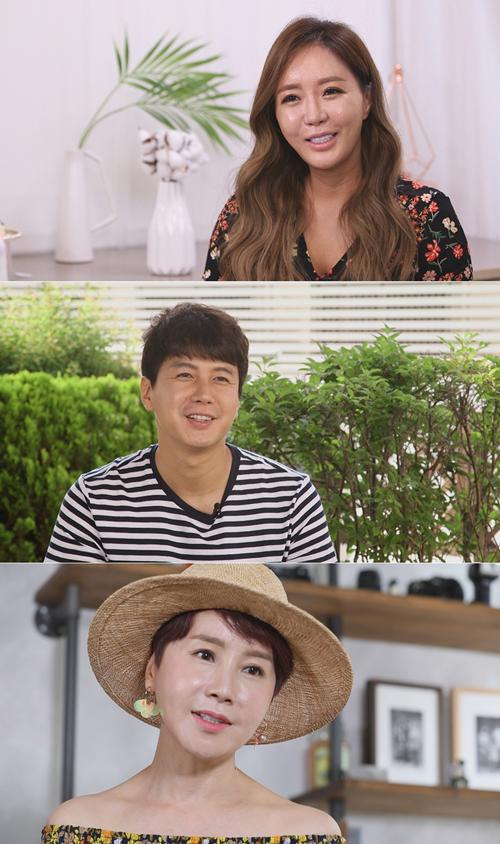 '한밤' 이의정·김승현·박혜경, '인생의 쉼표' 찍고 온 스타들의 이야기