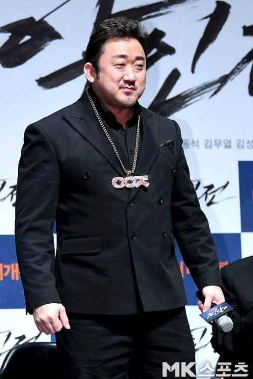마동석, '이터널스' 길가메시 역으로 출연..한국 최초 마블 ...