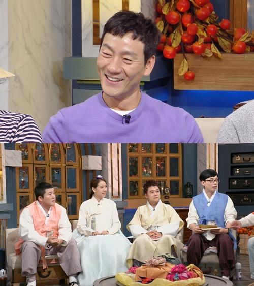 """'해투4' 박해수 """"'슬기로운 감빵생활' 이후 가족들 태도 달라졌다"""""""