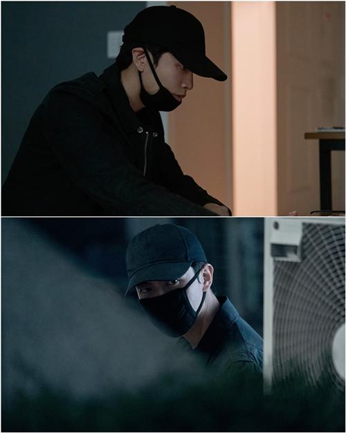 '모두의 거짓말' 이민기, 형사 → 살인 용의자..도망자 스틸컷 공개