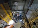 경기 고양서  승강기 작업 중이던 60대 남성 10미터 아래로 추락 사망