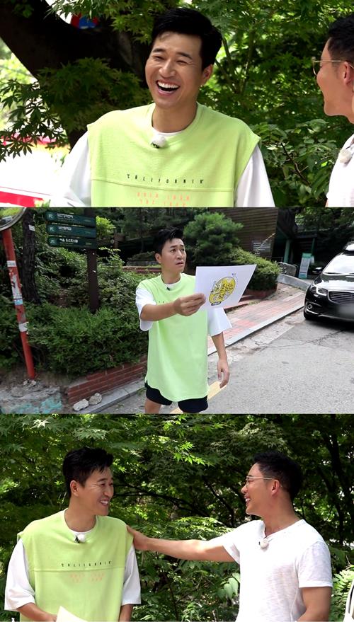 '선을 넘는 녀석들' 김종민, 간헐적 천재력 발동 '정답 자판기' 등극