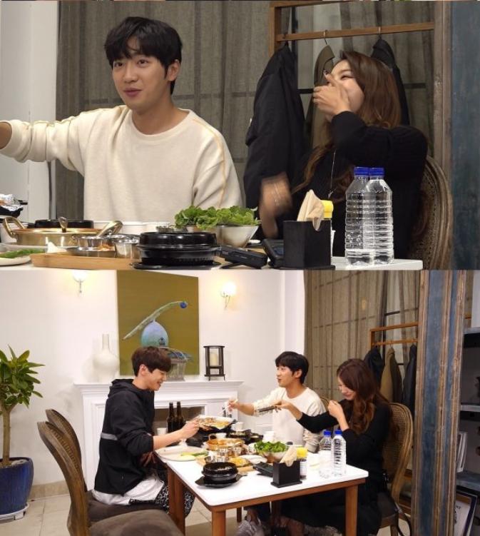 '전참시' 이준영, 이상엽 원포인트 예능과외...유인영과 남다른 텐션 '삼남매美'