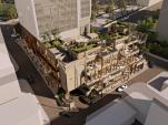 '뉴웨이브 컬처 스페이스' 콘셉트…'펜트힐 캐스케이드' 상업시설 분양