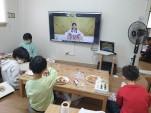 롯데중앙연구소, '놀이과자 키트' 활용 사회공헌 활동 진행