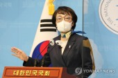 """김진애 """"열린민주도 환골탈태해야""""…당내 사유화 직격"""