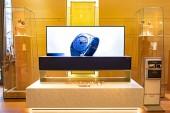 LG 시그니처 올레드 R, 명품 브랜드 불가리(BVLGARI)와 협업