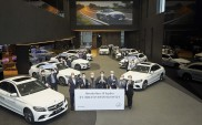벤츠 사회공헌위원회, 취약계층 이동 지원 위해 차량 기증