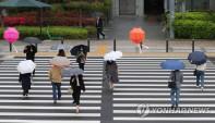 [내일날씨] 전국 흐리고 비…미세먼지 농도 '좋음'