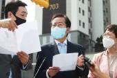 """홍준표 """"대장동 개발사업은 조직적 비리 사건, 감옥갈 일"""""""