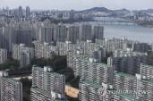 서울·수도권 아파트 매매수급지수 0.3%p 하락