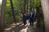 충남대-유성구, 대학 캠퍼스에 1.75km 숲길 조성